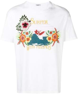 Valentino surfers with feelings T-shirt