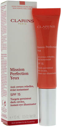 Clarins 0.5Oz Mission Perfection Eye Broad Spectrum Spf 15