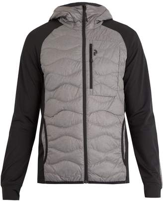 Peak Performance Helium hooded padded jacket