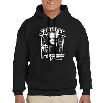 Lee TESIRT Stan Mens Hoodies Men's Sweatshirts Hooded with Pockets S