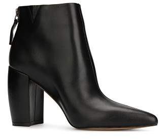 Kenneth Cole Women's Alora High Block-Heel Booties - 100% Exclusive