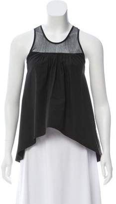 Hatch High-Low Sleeveless Top