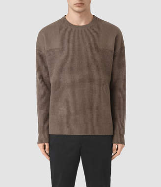 AllSaints Orford Crew Sweater