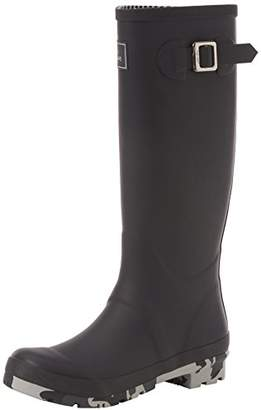 Joules Women's Field Welly Rain Boot