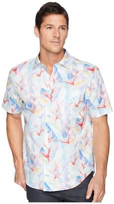 Tommy Bahama Nueva Vida Floral Camp Shirt Men's Clothing