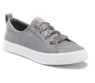 Sperry Crest Vibe Satin Lace Sneaker (Women)