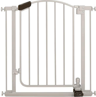 JCPenney Summer Infant, Inc Summer Infant Step-to-Open Gate - Silver