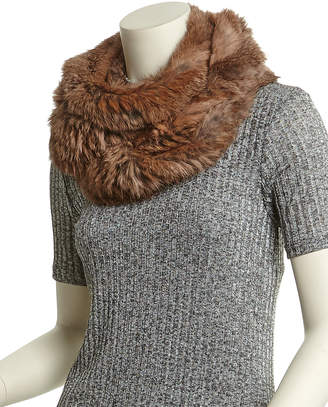 Jocelyn Natural Infinity Scarf