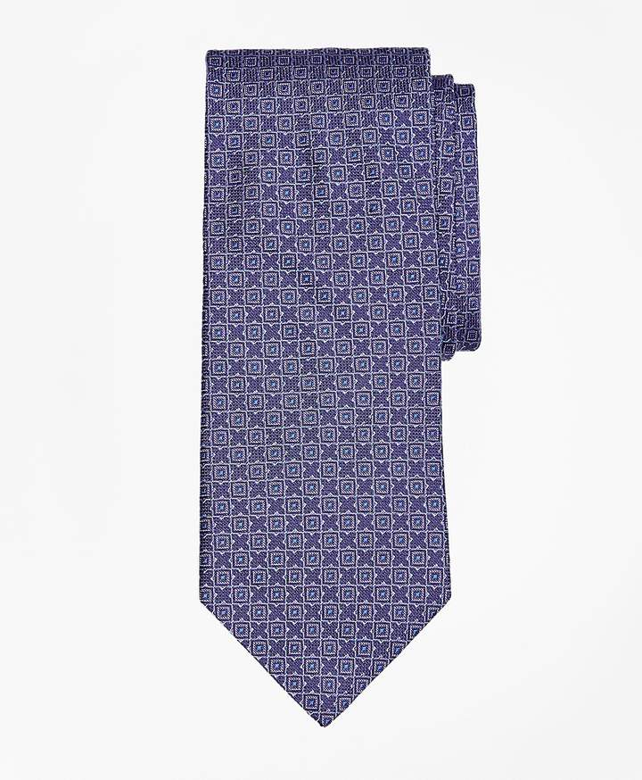 Brooks Brothers Cross and Box Tie