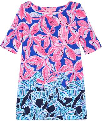 Lilly Pulitzer R) Little Lilah Dress