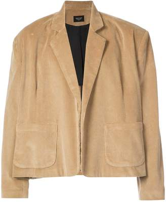 Fear Of God courdoroy blazer