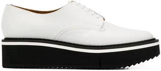 Clergerie Berlin lace-up platform shoes