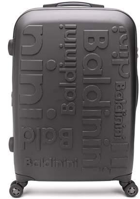 Baldinini Set 315 logo embossed suitcase