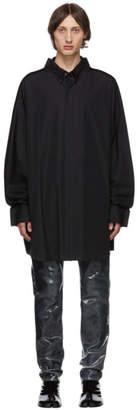 Maison Margiela Black Long Shirt