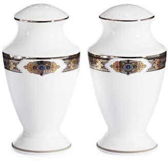 Lenox Vintage Jewel Salt and Pepper Shakers