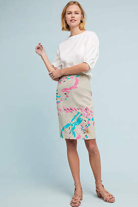 Plenty by Tracy Reese Albury Textured Pencil Skirt