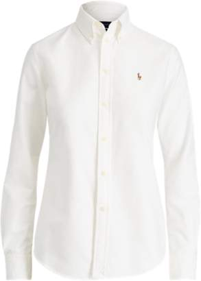 Ralph Lauren Custom Fit Cotton Oxford Shirt