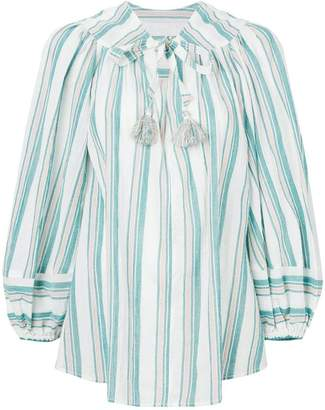 Zimmermann striped blouse