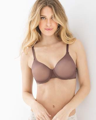 Sheer Shape Full Coverage Bra