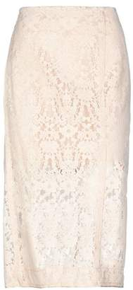 DKNY 3/4 length skirt