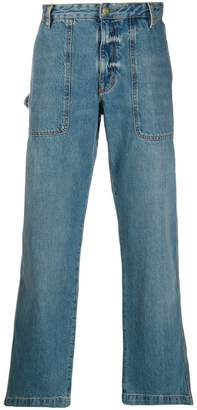 Acne Studios casual work trousers
