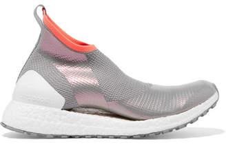 adidas by Stella McCartney Ultraboost X Metallic Primeknit Sneakers - Gray