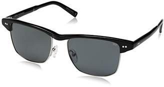 John Varvatos V606 Polarized Square Sunglasses