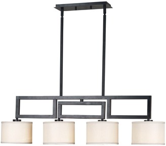 Kenroy Home Endicott 4-Light Pendant Lamp