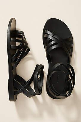 Valia Gabriel Milena Criss-Cross Sandals