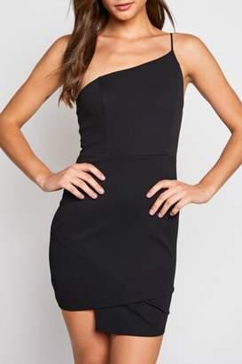Pretty Little Things One Shoulder Dress
