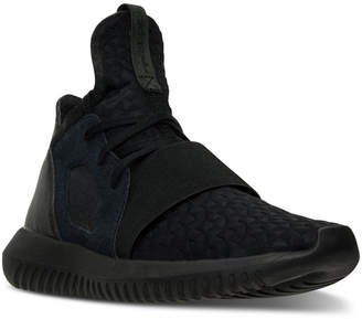 adidas Women's Originals Tubular Defiant Casual Sneakers from Finish Line $110 thestylecure.com