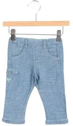Tartine et Chocolat Girls' Straight-Leg Pants w/ Tags
