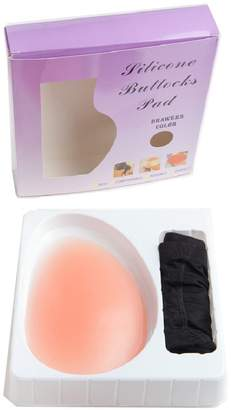 Junning Silicone Insert 2 Pads Shapewear Knickers Buttock Backside Bum Padded Butt Enhancer Hip Up Underwear Panties