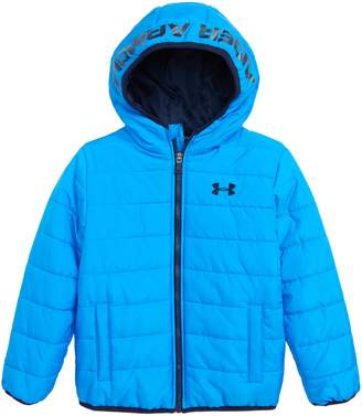 Under Armour Pronto Water Repellent Hooded Puffer Jacket