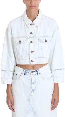 Marc Jacobs Oversize Cropped Denim Jacket
