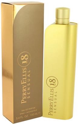 Perry Ellis 18 Sensual by Perry Ellis Eau De Parfum Spray for Women (3.4 oz) $65 thestylecure.com