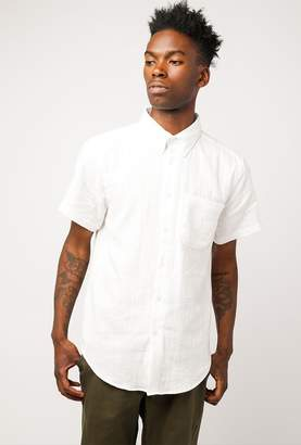 Naked & Famous Denim Short Sleeve Shirt