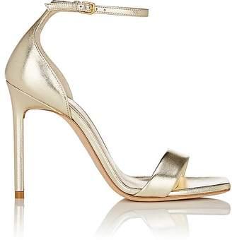 Women's Amber Metallic Leather Sandals
