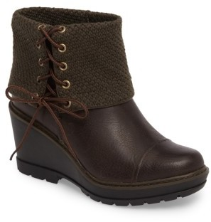 Women's Timberland Kellis Fold Down Water Resistant Boot $169.95 thestylecure.com