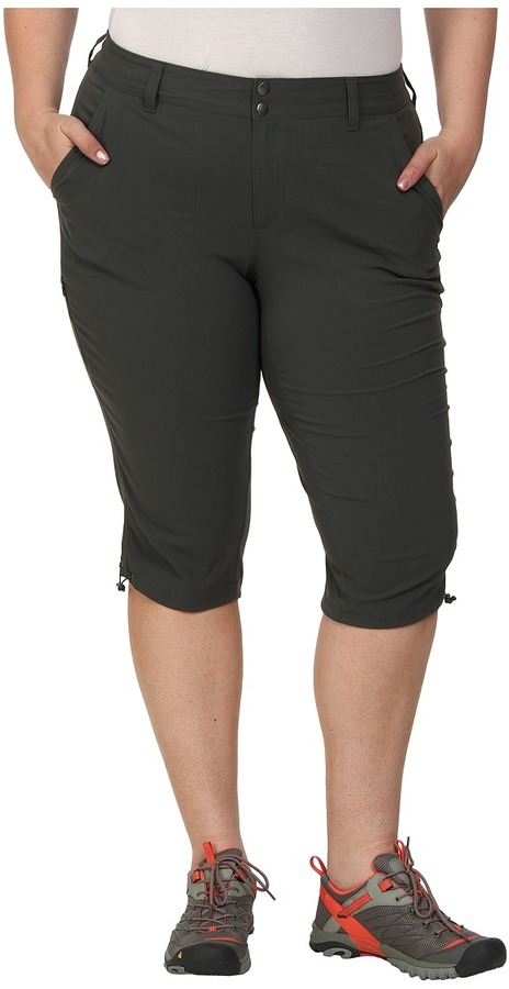 Columbia Columbia - Plus Size Saturday Trail II Knee Pant Women's Capri