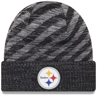 df93b2a81 New Era Pittsburgh Steelers Touch Down Knit Hat