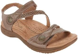 Earth Origins Leather Adjustable Sandals - Salina