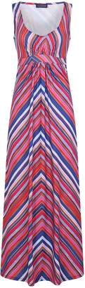 Next Womens HotSquash Striped Sleeveless Empire Line Maxi Dress