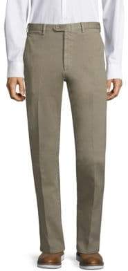 Brioni Twill Chino Trousers