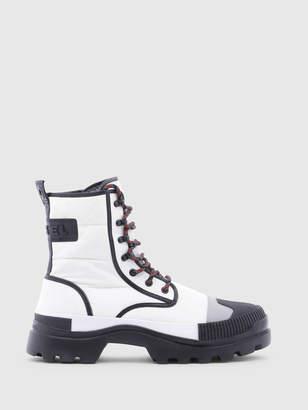 Diesel Boots P2063 - White - 40.5
