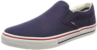 0a0b441964a04d Tommy Jeans Hilfiger Denim Textile Slip On