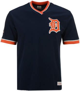 Mitchell & Ness Men's Detroit Tigers Coop Overtime Vintage Top