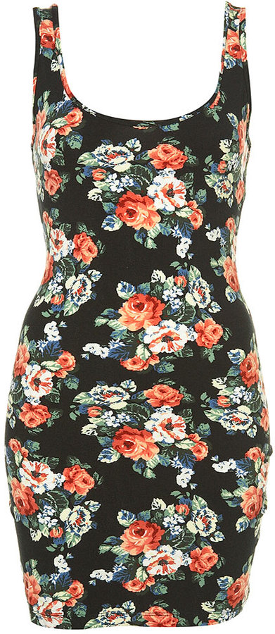Petite Bloom Dress