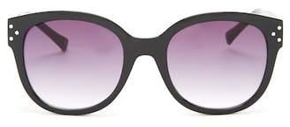 Vince Camuto Women's Oversized 55mm Acetate Frame Sunglasses