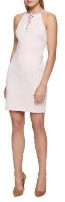 GUESS Sleeveless Sheath Dress